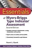 Essentials Myers-Briggs Type Indicator Assessment