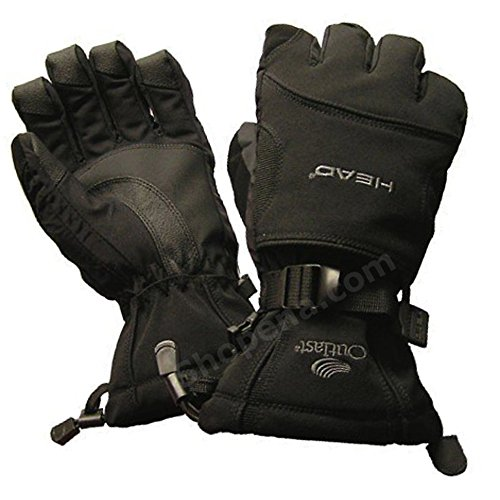 Head Outlast Waterproof Ski Snowboard Winter Gloves (Large)