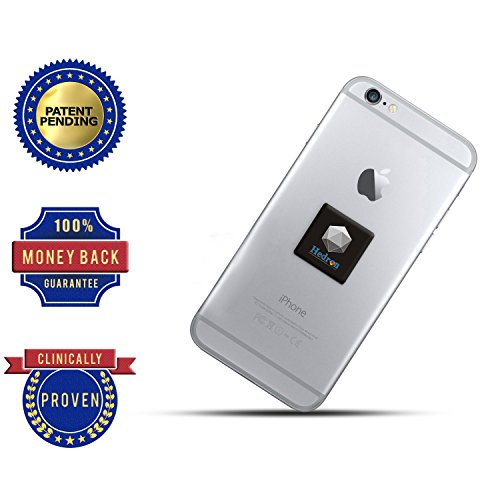 Is RADIATION From Your Cell Phone Making You Sick? Shield Yourself and Your Loved Ones With The #1 Dr. Approved, Scientifically Proven EMR Protection Blocker Now. *100% Money Back Guarantee* For Use On All EMF Devices: WiFi, iPad, Kindle, Laptop...
