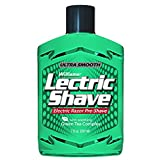 Williams Lectric Shave, Electric Razor Pre-Shave for Men, Green Tea Complex, Reduces Shaving...