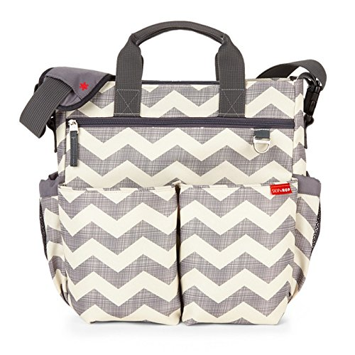 Skip Hop Duo Signature Carry All Travel Diaper Bag Tote