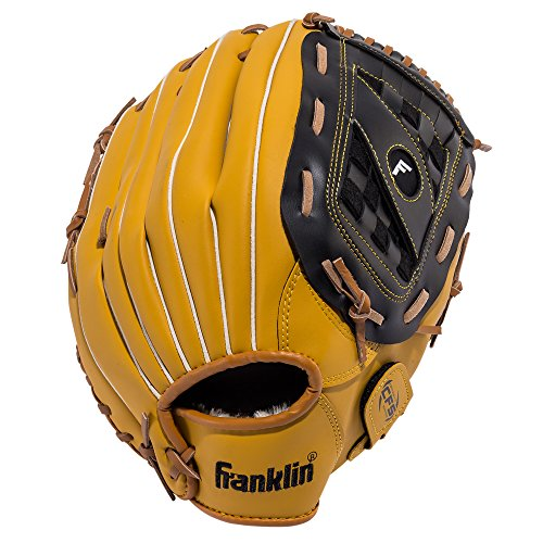 Franklin Sports Field Master Series Baseball Gloves, 13', Right Hand Throw