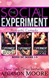 The Social Experiment Boxed Set: Books 1-3