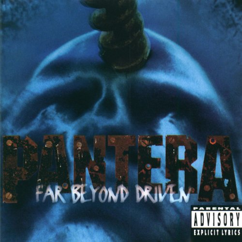 Far Beyond Driven: Pantera: Amazon.fr: Musique