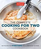 650 Recipes for EVERYTHING You'll Ever Want to Make. Because smaller families shouldn't have to rely on recipes built for four or six, America's Test Kitchen has reengineered 650 of our best recipes to serve just two. Over the years we've discovered...