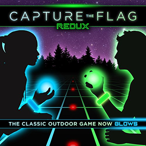 Capture the Flag REDUX - a Nighttime Outdoor Game for Youth Groups, Birthdays and Team Building - Get Ready for a Glow in the Dark Adventure