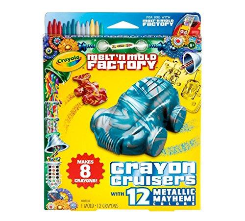 Crayola Melt 'N Mold Crayon Cruiser Expansion Pack