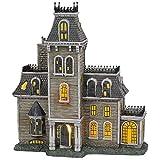 Department56 Addams Family Village House Lit Building, 10.87', Multicolor