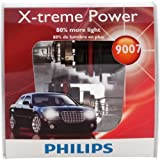 Philips 9006 X-treme Power Replacement Bulb, (Pack of 2)