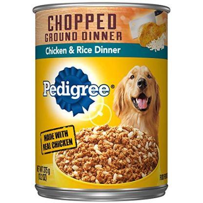 PEDIGREE-Chopped-Ground-Dinner-Wet-Dog-Food-132-oz-Cans