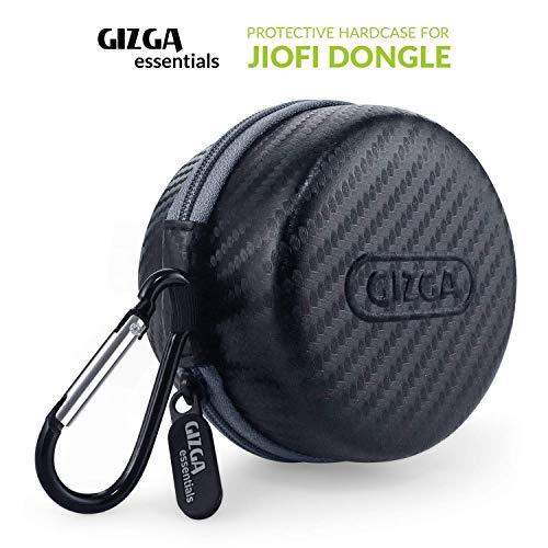 Gizga Essentials G23 Jio Dongle Case for JioFi 4G JMR815 WiFi Hotspot (Black) 3