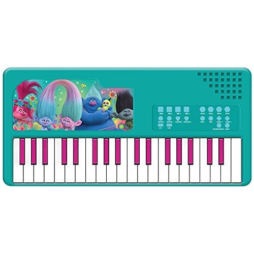 Disney FIRST Act TR135 Trolls Keyboard (