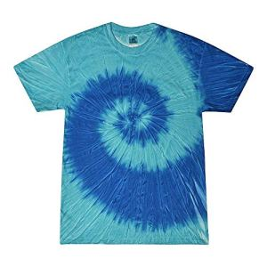 Colortone Tie Dye Vintage Pigment Collection Youth & Adult T-Shirt 9 Fashion Online Shop Gifts for her Gifts for him womens full figure