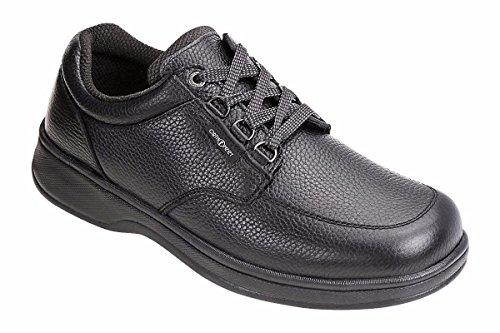 Orthofeet Proven Pain Relief Plantar Fasciitis Orthopedic Comfortable Diabetic Flat Feet Avery Island Mens Walking Shoes