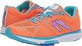 Newton Running Women's Distance 8 Orange/Blue 9.5 B US