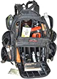 EXPLORER Backpack + Range Bag with Large Padded Deluxe Tactical Divider and 9 Clip Mag Holder - Rangemaster Gear Bag (black),20' x 12.5' x 10'