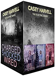 The Electric Series Box Set: Charged, Shocked & Wired