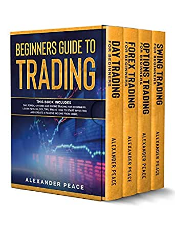 BEGINNERS GUIDE TO TRADING: This Book Includes: Day, Forex ...
