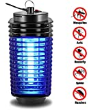 XMSTORE Bug Zapper, Portable Standing or Hanging Zapper for Indoor Use
