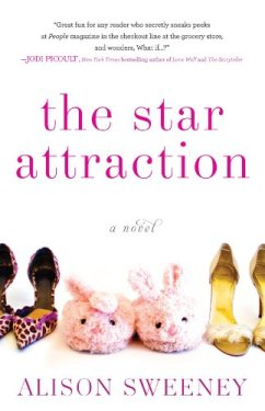 The Star Attraction by [Sweeney, Alison]