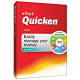 Quicken For Mac 2016 Personal Finance & Budgeting Software [Old Version]