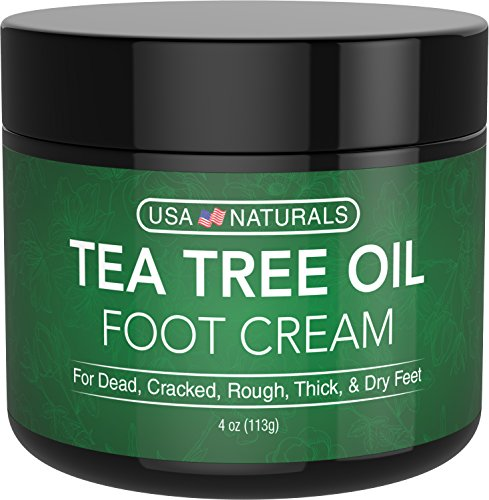 Tea Tree Oil Foot Cream