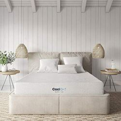Classic Brands Cool Gel Memory Foam 8-Inch Mattress | CertiPUR-US Certified | Bed-in-a-Box, Queen