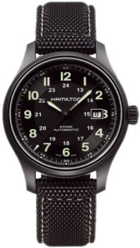 Men's Hamilton Khaki Field Titanium Watch H70575733
