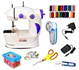 ReGrid CMB08 with Lint Remover & Accessories Portable Electric Sewing Machine