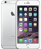 Apple iPhone 6 Plus, GSM Unlocked, 16GB - Silver (Renewed)
