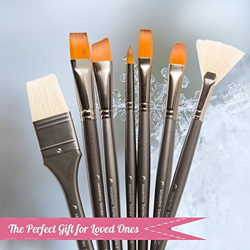 paint brushes for acrylic watercolor oil gouache paint best art suppl