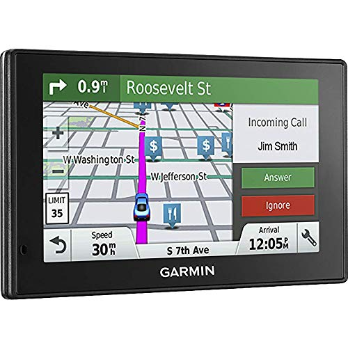 Garmin DriveAssist 50LMT 010-01541-01 5.0 Inch GPS Navigator System with built in dashcam (Renewed)