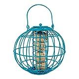 Pinebush Globe Suet Ball Feeder (Turquoise)