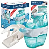 Navage Nasal Care Essentials Bundle: Naväge Nose Cleaner, 36 SaltPod Capsules, and Countertop Caddy. $116.90 if Purchased Separately; You Save $16.95.