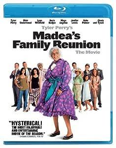 Amazon.com: Madea's Family Reunion Blu-ray: Tyler Perry ...