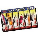 5001123 Mepps Salmon Kit - Plain Lure Assortment