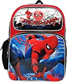 Marvel Spiderman Home Coming 16 inch Large Backpack