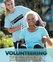Volunteering: Personal, Social and Community Benefits