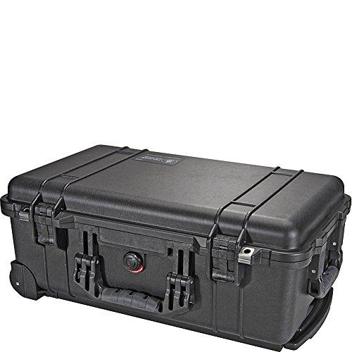 Pelican 1510 Case with Foam (Camera, Gun, Equipment, Multi-Purpose) – Black