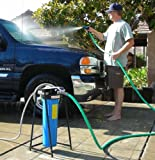 CR Spotless DI-120 Simplest RV & Car Wash System, Spotless Rinse Works for All Vehicles, Motorcycles, Bikes, Boats, Planes, Yachts, Deionized Water System, Towel Drying Eliminated