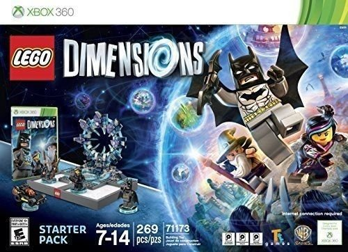 LEGO Dimensions Starter Pack - Xbox 360 LEGO Dimensions Starter