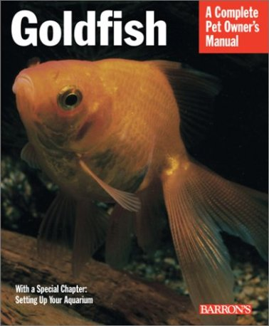 Goldfish-Complete-Pet-Owners-Manuals-Paperback--July-1-2003