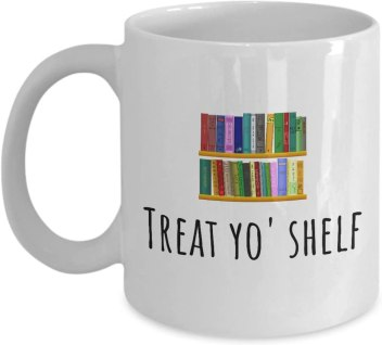 Treat Yo Shelf Mug