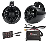 NOAM NUTV4 - Marine Bluetooth ATV/Golf Cart/UTV Speakers Stereo System