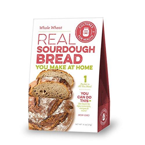 Whole Wheat Sourdough Starter