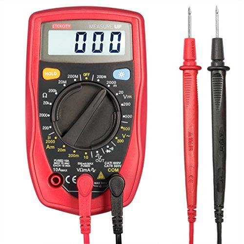 1. Etekcity MSR-R500 Digital Multimeter