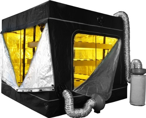 Supercloset Big Buddha Box 600watt Hydroponic Grow Tent System