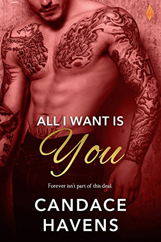All I Want Is You by Candace Havens