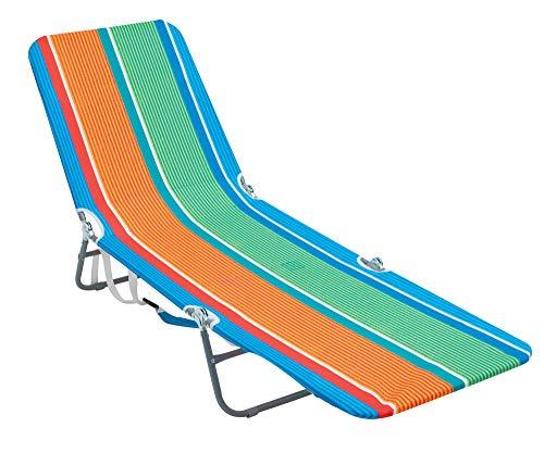 Rio Beach Backpack Lay Flat Lounger Beach Chair