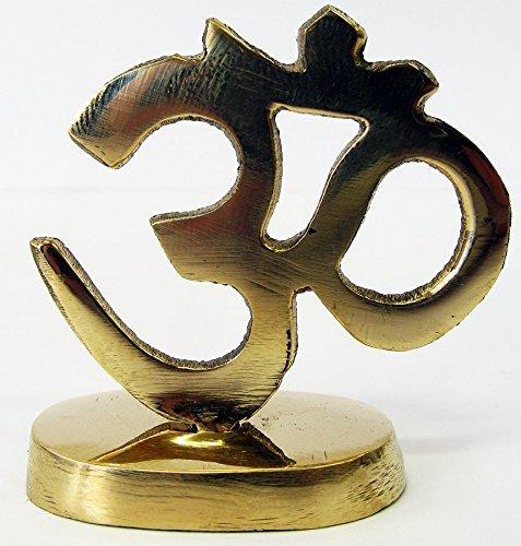 Zap Impex Religious Worship Metal Brass Om